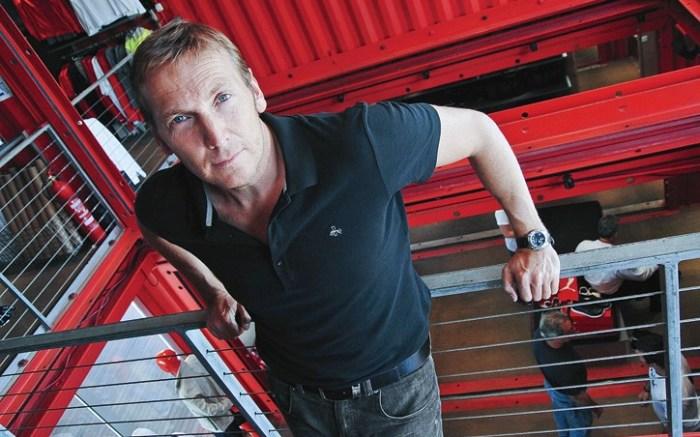 Puma Chairman and CEO Jochen Zeitz