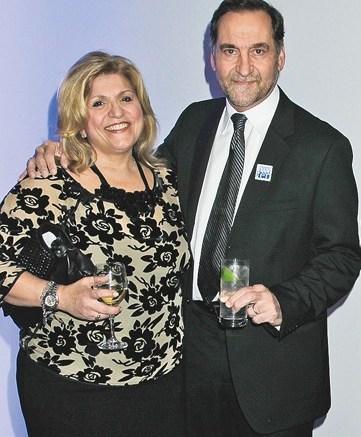 Carol Baiocchi and Bob Infantino