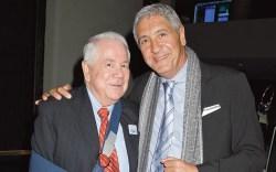 Sonny Shar and Joe Ouaknine