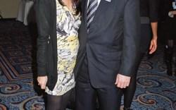 Barbara and Danny Schwartz