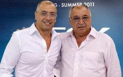 Tarek and Sam Hassan