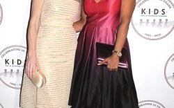 Sandra Lee and Gayle King