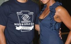 Mario Lopez and Ashanti