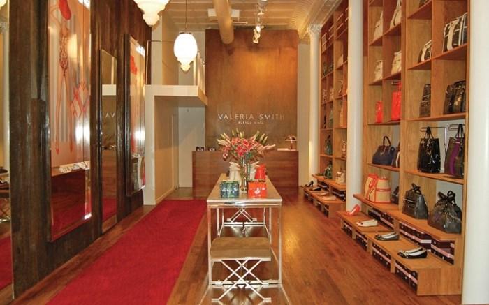 The Valeria Smith store