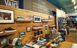 Vans partners with surf shop