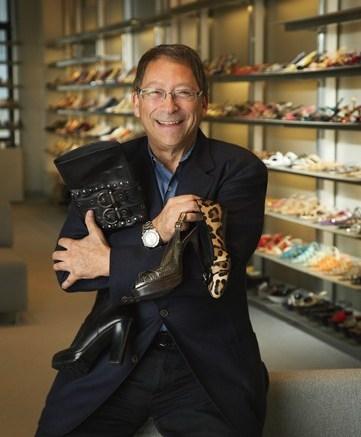 Stuart Weitzman Chairman CEO Designer Stuart Weitzman