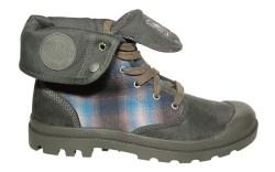 PALLADIUM&#8217s boot with fold-over cuff
