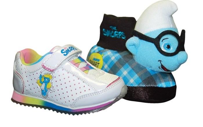 BBC International kids&#8217 footwear