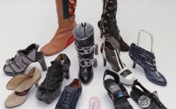 Shoe submissions from applicants
