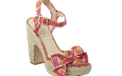 Styles from the Sophie Theallet and Fred Allard collection for Nine West