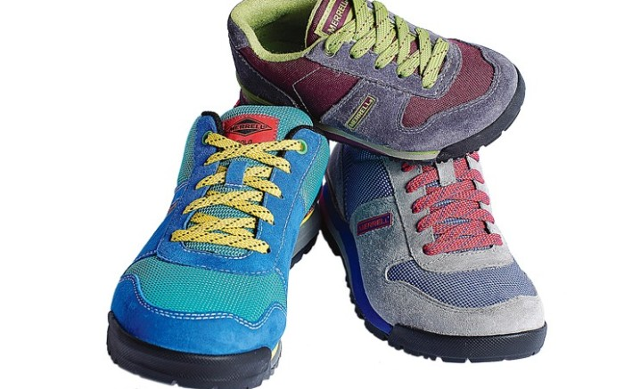 Updated versions of Merrells Eagle style