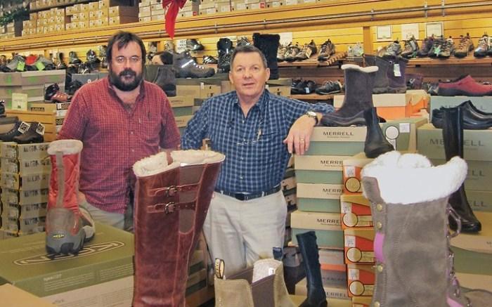 Stan &#8220Pal&#8221 Borofsky far right and grandson Brad Borofsky