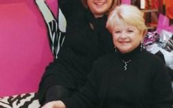 Jodi Webb and Shanna Trosclair