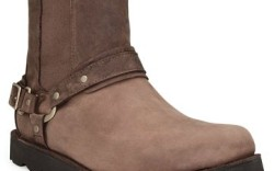 Ugg leather boot style