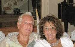Stanley and Patti Silver