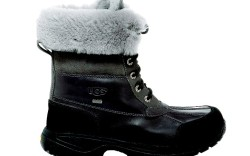 UGG AUSTRALIA&#8217s shearling-lined style with eVent waterproofing