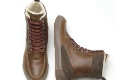 TRETORN&#8217s boot with synthetic lining and rubber outsole