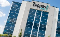 Zapposcom the headquarters in Henderson Nev