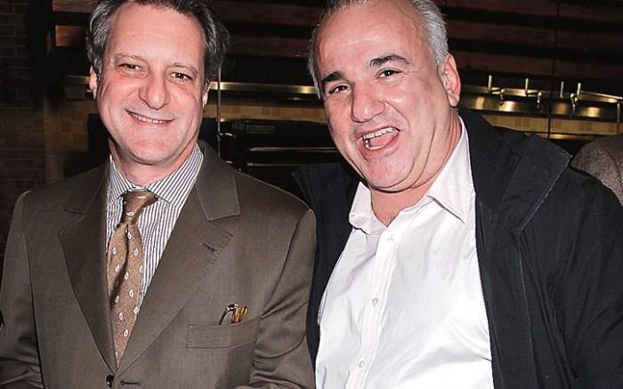 Danny Schwartz and Pour La Victoire&#8217s  Jay Adoni