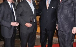 Larry Tarica Rick Ausick Jim Issler and Martin Berendsen