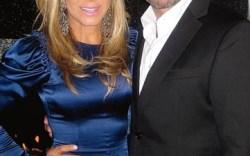 Adrienne Maloof and husband Paul Nassif