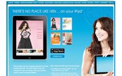 HSNs new iPad app