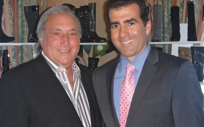 Bruce and Evan Cagner, of Synclaire Brands