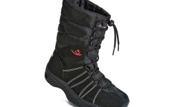 Ghillie-laced boot with contrast stitching from CHUNG SHI