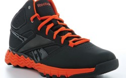 REEBOK&#8217s men&#8217s basketball style with neon accents
