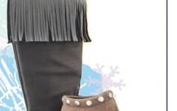 Bootsi Tootsi&#8217s fringed boots