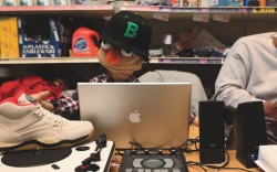 &#8220Avenue Q&#8221 stoner puppet Terry Blay is enjoying a spot in the limelight &#8212 though as a sneaker designe