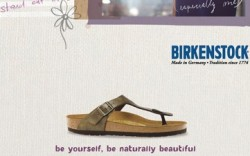 Birkenstock dares to be different with its new campaign