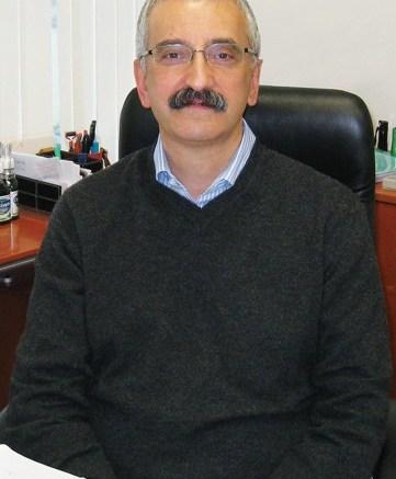 Owner and managing director Martin Berman