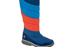 COLUMBIA&#8217s tricolor boot with Omniheat reflective lining