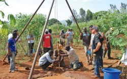 Freewaters is helping to bring clean water to people who need it