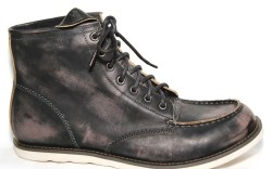 Black distressed leather style from BED STU