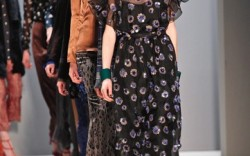 A look from the Rebecca Taylor runway show