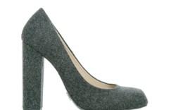 MICHAEL KORS&#8217 chunky-heeled style