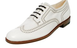 Robert Clergerie leather shoe