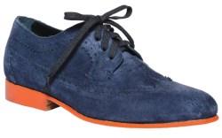 Esquivel suede shoe