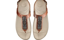 FitFlop and luxury e-tailer Net-a-portercom are introducing the Manyano sandal to raise proceeds for South Africa-based nonprofit organization Wola Nani which helps to bring relief to areas of the country where HIV is prevalent