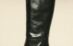 A tall boot from the new fall footwear collection