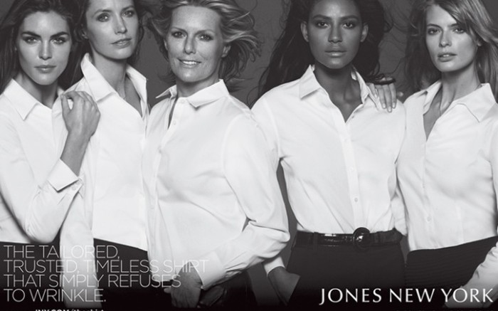 The spring campaign for Jones New York