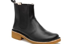 A short boot from the new unisex line