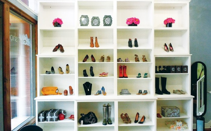 The Sisters Ugly shoe shop