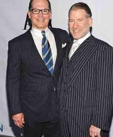 George Malkemus and Jonathan Joselove