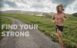 Saucony the Lexington Mass -based brand launches first national television ad Find Your Stong