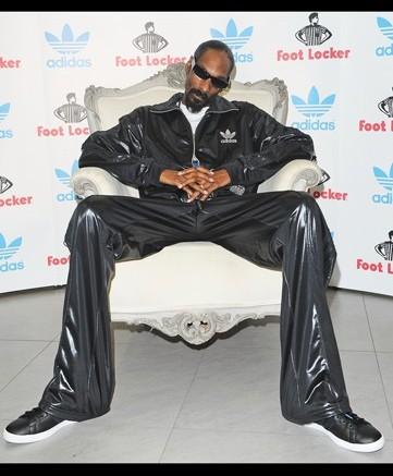 Rapper and Adidas partner Snoop Dogg shares his secrets for enjoying life