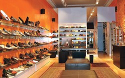 Blue Sole Shoes focuses its marketing efforts mainly on direct mail tapping into the store&#8217s existing customer list