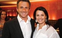 Roberto Angiolucci and Claudia Ciuti